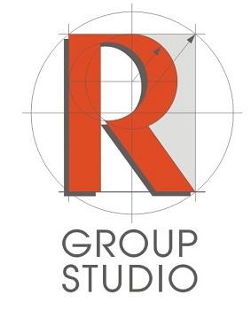 """Фирменный стиль для студии  """"R-Group """""""