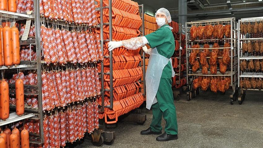 работа в москве жыловщица мясо