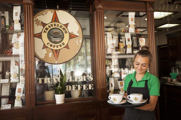 франшиза кофейни продолжает развиваться